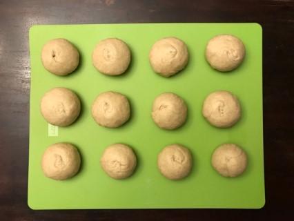 Knüppelkuchen Rezept - gerollter Teig