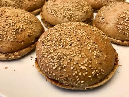 Burger selbst gemacht - Burger Buns