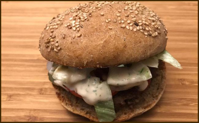 Burger selbst gemacht
