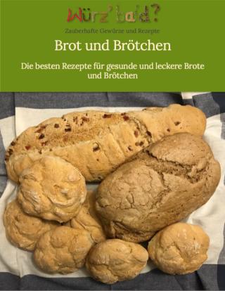 Cover E-Book Brot und Brötchen